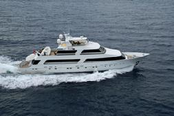Motor Yacht Morgan Star